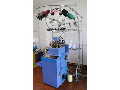 Plain and Terry Sock Knitting Machine